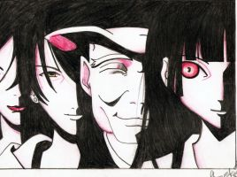 Hell girl by johs19