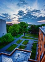 _view from my dorm_ by SorrowScavenger