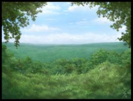 Mossflower Country by Temiree