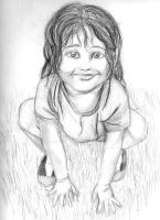 Renesmee: Sketch by AcceptChaos