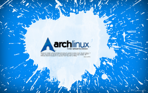 Arch Linux by Lapapunk
