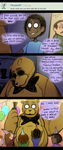FNAF - Purple Ask #2 - First Day by Atlas-White