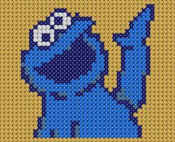 Me Want Cross Stitch by drsparc
