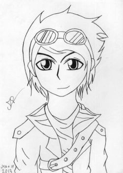 Orion Abenteuer .:Request:. by kirbygirl4223