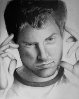 Psych: Shawn Spencer by KateTortland