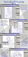 Tutorial - How to Color 1 of 4 by Nee-Jaku