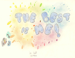 The Best is ME! by Dance4life628