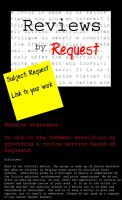Reviews by Request Dev ID idea by imperfect-angel