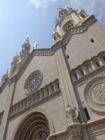 National Shrine of St. Francis of Assisi by Jessipoodle