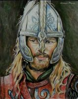 Eomer by Nastyfoxy