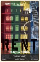 Rent Poster by cookie-monster-18