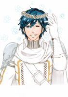 Flower Prince by kurobas
