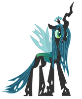 Queen Chrysalis by Meepity-Meep