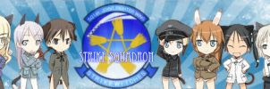 Strike Squadrons Banner 1 by Midna-After-Midnight