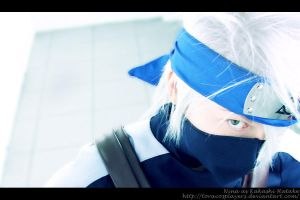 Young Kakashi Hatake by ToraCosplayers