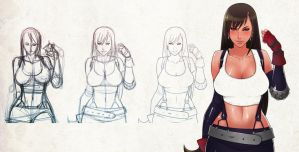 Tifa Proceso by pop-lee