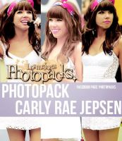 Photopack 6 Carly Rae Jepsen. by MylifeSkrypapers