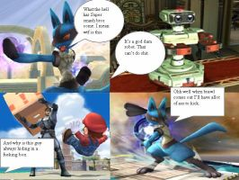 Lucarios-Brawl-Thoughts by dogsrule11788
