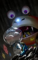 Pikmin by Zombie-Graves