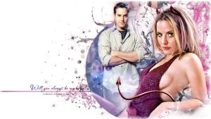 Be My Baby by Cudzinec-Wallpapers