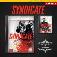 Syndicate ICONS PACK by archnophobia