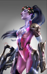 Widowmaker by CrisDelaraArt