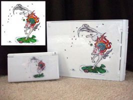 Okami for ds and wii by gamef0x