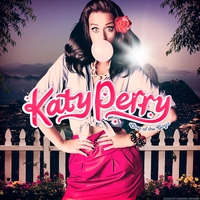 Katy Perry - One Of The Boys by jonatasciccone
