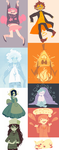 more palette requests by Torifalls