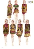 Mori girl collection A/W 2013-2014 PArt 1 by Irial22