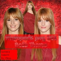 Photopack png 001. Bella Thorne by Manuuselena