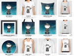 Society6 Solid Cry by DarkDragonTanis