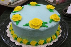 Cake Decorating Class 5 by Jennfrog