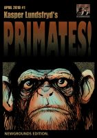 PRIMATES Frontpage by Lundsfryd