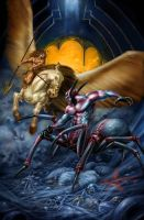 Houseguest of the Titan by Caveatscoti