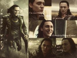 Loki (In your world) by Betelgeuse7