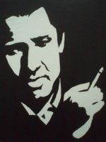 Bill Hicks by EsaCa