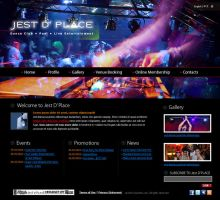 JEST D Place Dance Club - Web by romirockstar