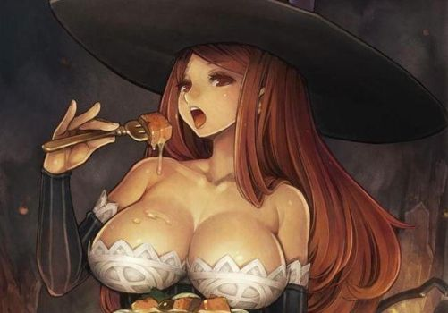 [WG,Stuffing,Slob]  Dragon's Crown by SICstories