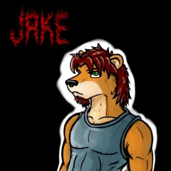 Jake lioner of Fur affinnity by RS-26