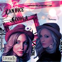 Blend Candice Accola 2. by AmaiiaEditions