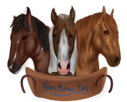 Happy mothers day by Allixi
