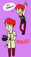 RS: Human Margret by SugarKills