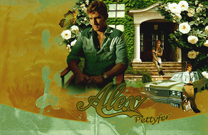 Mr Pettyfer by SatelliteAlice