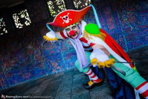 Buggy the Clown - upgrade by negativedreamer