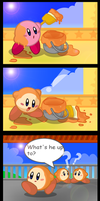 Day as a waddle dee by pikmin789