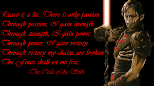 Darth Nihl - Code of the Sith by SSJRyguy