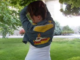 Yellow Submarine Jacket by Justenjoyinglife