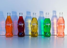 True Colours of Coke 3 by Seredine