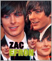 Zac Efron by brieDA